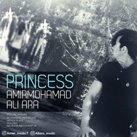 دانلود آهنگ امیرمحمد و علی آرا به نام پرنسس