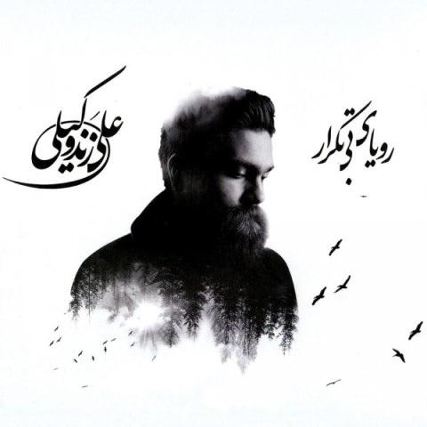دانلود آلبوم علی زند وکیلی به نام رویای بی تکرار,علی زند وکیلی رویای بی تکرار