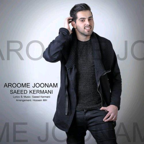 دانلود آهنگ جدید سعید کرمانی آروم جونم